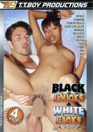 Black Chicks &amp; White Dicks Porn Movie