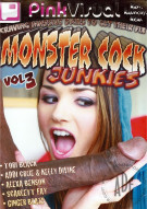 Monster Cock Junkies Vol. 3 Porn Video