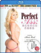 Perfect Ass: Alexis Ford (DVD + Blu-ray Combo) Blu-ray