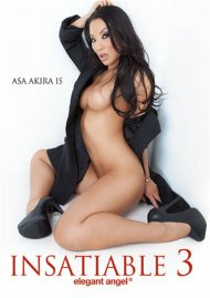 Asa Akira Is Insatiable Vol. 3 Porn Movie