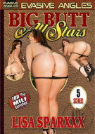 Big Butt All Stars: Lisa Sparxxx Porn Video