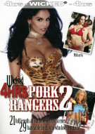Pork Rangers 2 Porn Video