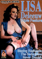 Lisa Deleeuw Triple Feature Porn Movie