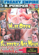 Wide Open Slippery Ass Meat Porn Movie
