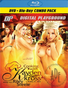 Cooking With Kayden (DVD + Blu-Ray Combo) Blu-ray