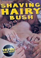 Shaving Hairy Bush Porn Movie