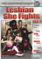 Lesbian She Fights Vol. 2 Porn Movie