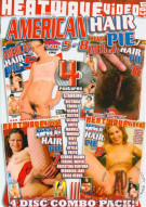 American Hair Pie Vol. 5-8 Porn Movie