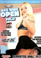 Ass Wide Open Vol. 3 Porn Movie
