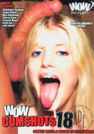 Wow! Cumshots 18 Porn Movie