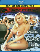 More Cola Please (DVD + Blu-ray Combo) Blu-ray