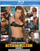 Actiongirls: Volume 4 Blu-ray