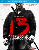 13 Assassins (Blu-ray + Digital Copy) Blu-ray