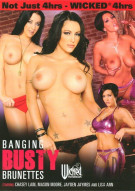 Banging Busty Brunettes Porn Movie