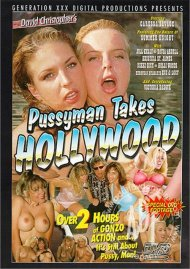 Pussyman Takes Hollywood Porn Movie