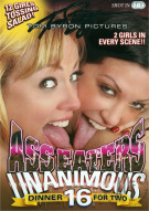 Ass Eaters Unanimous 16 Porn Movie