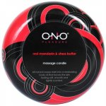 Ono Massage Candle - Red Mandarin Sex Toy