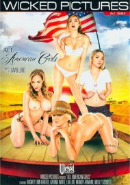 All American Girls Porn Video