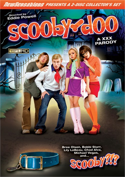 Scooby Doo A XXX Parody on DVD from New Sensations - Parodies
