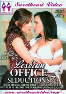 Lesbian Office Seductions 7 Porn Video