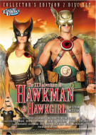XXX Adventures Of Hawkman &amp; Hawkgirl, The Porn Movie