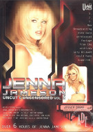 Jenna Jameson: Uncut &amp; Uncensored Vol. 2 Porn Movie