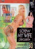 Screw My Wife, Please!! *Screw Her In 3D! Porn Movie