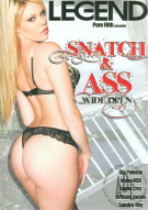 Snatch & Ass Wide Open Porn Video