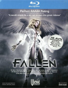 Fallen Blu-ray