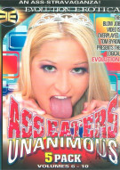 Ass Eaters Unanimous Vol. 6-10 Porn Movie
